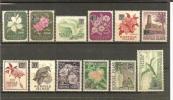 NorIMi.Nr.62-73I/ Dezimale 1966 ** - Norfolkinsel