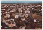CPM - MEKNES (Maroc) - Ville Nouvelle / Vue Aérienne Des Services Municipaux Et Nouvelle Poste - Meknès