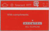P 2 Alcatel With Compliments 804 B Mint,Neuve Catalogue 175 € Très Rare ! - Belgien