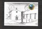 FRANCE  CARTE    1ére EXPO. PHIL.  30  ROCHEFORT  DU  GARD  27/6/90 - Non Classés
