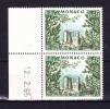 MONACO   1960/65  , Def´s Set , Landscape, Y&T  # 538 X 2  , Cv  0.30 E  , ** M N H , V V F - Monaco