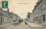 02 LA FERE FAUBOURG DE LAON LES MILITAIRES - Unclassified
