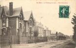02 LA FERE LE FAUBOURG DE LAON VILLA NOTRE DAME - France