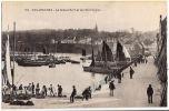 CPA Douarnenez 29 Finistère Le Grand Port Et Les Plomarc'hs - Douarnenez