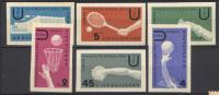 Bulgaria 1961 Y.T. 1074/79 **/MNH VF - Bulgaria