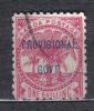 AP34 - SAMOA , 1 Scell Rosa N. 34 Usato - Samoa
