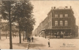 CHARLEROI : Boulevard Jacques Bertrand - TRES RARE CPA - Nels Série Charleroi N° 41 - Cachet De La Poste 1909 - Charleroi