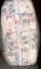 URUGUAY 1327 GRAMOS - MILES DE TIMBRES LOTE LOT - REPUBLICA ORIENTAL DEL URUGUAY - Lots & Kiloware (mixtures) - Min. 1000 Stamps