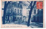 BLAYE - L´Hôtel De Ville Et Caisse D'Epargne - Blaye