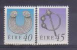 Ierland  1992  Definitives Patrimonium VI 799/800  *** - 1949-... République D'Irlande