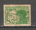 Autriche - Poste Aérienne - 1925/30 - Y&T 15 - Neuf * - Poste Aérienne