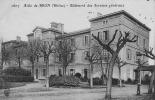 1607    Asile De BRON (Rhône)   -    Bâtiment Des Services Généraux - Bron