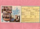 SEVILLE   DEPLIANT PUBLICITAIRE 2 VOLETS    MAJESTIC HOTEL - Publicités