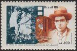 Brazil, 1985, 300cr., SG:2178, Hinged, Mint, Photography, Ca... - Brésil