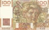 100 Francs Jeune Paysan Type 1945 - 1871-1952 Antichi Franchi Circolanti Nel XX Secolo