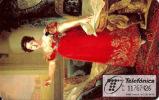 Tarjeta SPAIN P-195 Museo Del Prado Isabel De Braganza  Fecha 4/96 Tirada 9100 - España