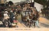 THEMES - CARNAVAL - Carnaval De NICE - Bataille De Fleurs - Carnaval