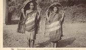 Manila Igorot Women In Rainprotexion - Filippijnen