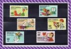 """ONU 1992 (les 3 Centres) :Série N ** MNH """" Science Et Technique Au Service Du Développement """" + Prix Dégressif."""