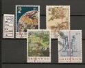 UK - 1984 GREENWICH MERIDIAN - SG 1254/7 - Yvert 1131/4  - USED - 1952-.... (Elizabeth II)