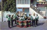 """17079    Antigua  E  Barbuda,  Brute  Force  Steel  Band  Playng  In  St. John""""s,  NV - Antigua & Barbuda"""
