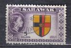 AP64 - SARAWAK , 5 Dollari N. 203  Used - Sarawak (...-1963)