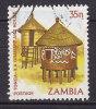 Zambia 1981 Mi. 258      35 N Tonga-Ila Granary And House Haus Und Scheune - Zambia (1965-...)