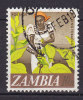 Zambia 1968 Mi. 44   10 N Tabak-Ernte - Zambia (1965-...)
