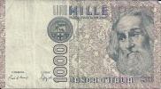 BANQUE NATIONALE D'ITALIE BANCA D'ITALIA 1000 LIRE 1982 MARCO POLO - 1000 Lire