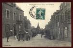 Cpa Du 22   Hénanbihen  Rue De L' église   TRAB2 - Erquy