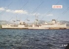 Navire Ravitailleur LE SEINE A627 Marine Nationale France Armée Navire De Guerre ( Bateau War Ship Schiff Nave M/S M/V - Oorlog