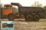 Autobasculanta Roman Diesel - Tarjetas – Máximo