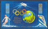 HUNGARY - 1972. AIR. Olympic Games, Munich S/S-MNH - Blocks & Kleinbögen