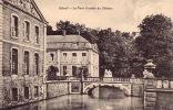 BELOEIL LE PONT D'ENTREE DU CHATEAU ** EDITEUR FL. DUBAR & FILS - Beloeil