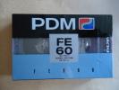 K7 AUDIO PDM FE 60 NEUVE CASSETTE  VIERGE 60 Min - Cassettes Audio