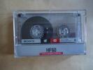 K7 AUDIO SONY HF  60 NEUVE CASSETTE  VIERGE 60 Min - Cassettes Audio