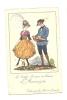 Publicité, Farine Jammet, Les Vieilles Provinces De France - L'Auvergne - Publicidad