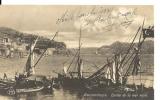 Constantinople (Istanbul), Entrée De La Mer Noire Avec Bateaux , 1921 - Turchia