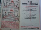 MEIN SONNTAGS MESSBUCH LATEINISCH Und DEUTSCH-Augustiner In Riverdale USA Stedman-BRUDERSCHAFT VOM KOSTBAREN BLUTE- - Christianisme