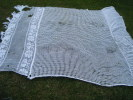 Store Ancien 173x200 Environ Coton Pour Fabrication De Rideaux Ou Autre--loisir Creatif - Drapery