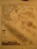NOUVELLE CALÉDONIE Carte Géographique Ancienne Originale - Cartes Géographiques