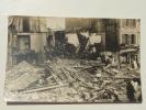 Cpa Photo Immeuble Detruit A Identifié No 2 Paris ??? - Catastrofi