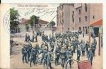 Constantinople (Istanbul),Pompiers / Firemen En Excercice ,1921 - Turchia