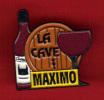 13180-maximo.la Cave.vin.boisson.alcool.tonneau - Boissons