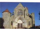 Rampillon - église Saint Eliphe - Façade Occidentale Avec Au Nord La Tour Aux Miches - Unclassified
