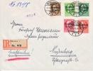Germany Bavaria Registered Cover  1919 - Bavaria