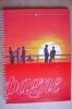 PDX/4 Brochure SPLENDORLUX - PUBBLICITA´ - CHAMPAGNE - Cartiere Fedrigoni/VINO/SPUMANTE - Alcolici