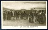 CPA. GRECE. SALONIQUE. Types Du Pays Devant Les Avions Français. - 1914-1918: 1ère Guerre