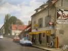 """Roinville-sous-Dourdan, Restaurant """"le Relais"""", Café-tabac, Tél: 119 Dourdan, Les Routiers, V.R.P.. Bon état. - France"""