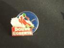 Pin's Pins Badges Ski Douwe Egberts Koffie Cafe Coffee - Pins